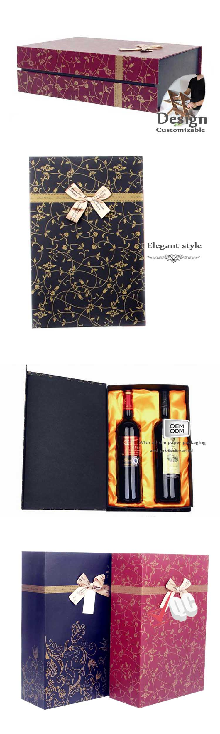 Как красиво упаковать бутылку в подарок - 12 идей - Мой ребенок 68
