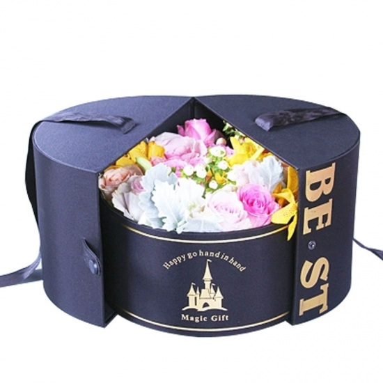 Flower Gift Boxes Flower Packaging Boxes Wholesale Colorgreeting Com