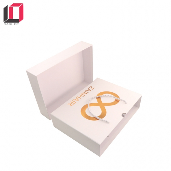 Hair Wig extension、 Packaging Boxes