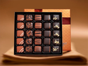 The Production Points of Exquisite Chocolate Gift Box